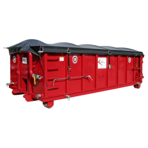 High Volume Dewatering Container