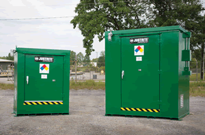 Agri-Chemical Lockers