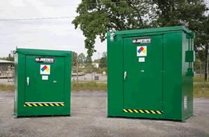 Agri-Chemical Lockers