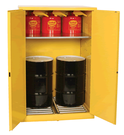 Vertical Safe Storage
