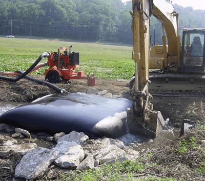 Standard Sediment Dewatering Bags