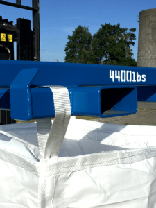 Bulk Bag Super Sack Lifting Handling Equipment Clean