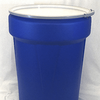 40 gallon poly drums