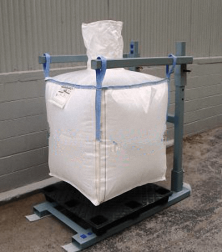 Bulk Bag Fill Rack