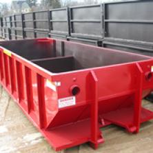 dewatering-box
