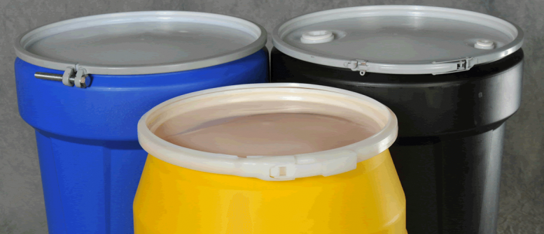 poly-drum-lid-and-ring-options