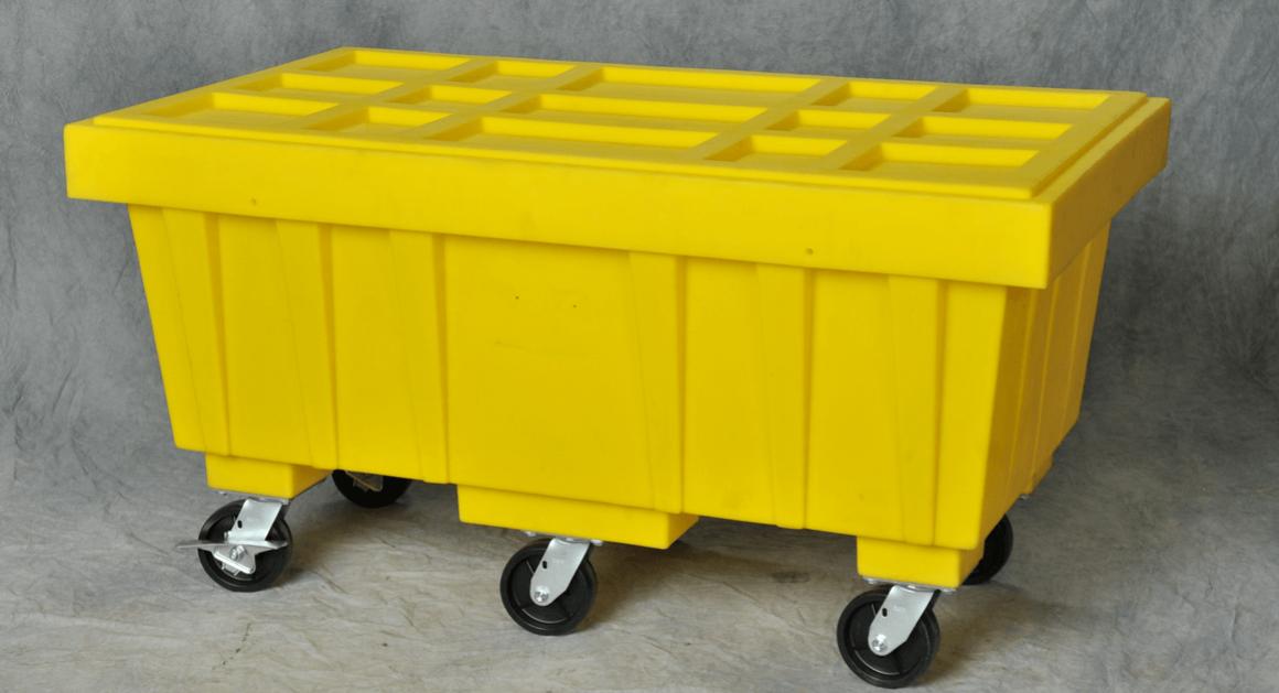 spill-cart-work-station